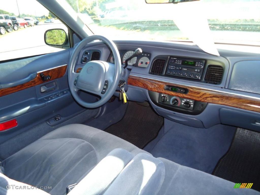 1998 Mercury Grand Marquis Gs Interior Photo  40895853