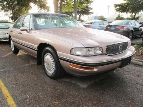 Buick LeSabre 1998 Data, Info and Specs
