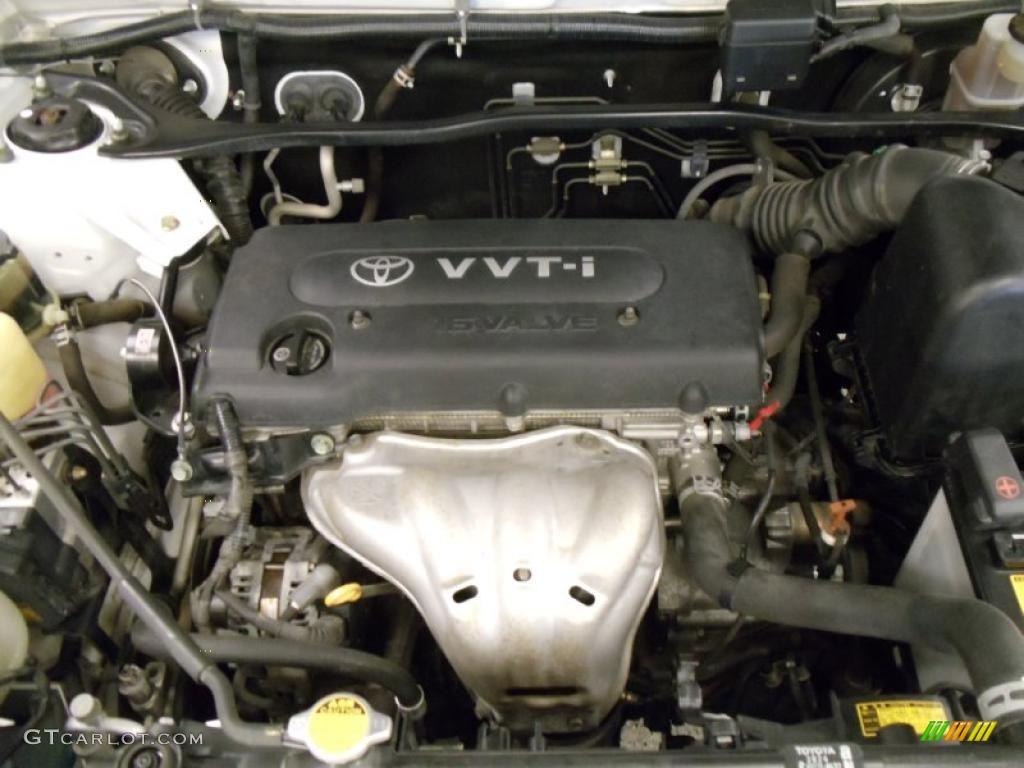 2004 toyota highlander i4 2 4 liter dohc 16 valve vvt i 4 cylinder engine photo 40926506. Black Bedroom Furniture Sets. Home Design Ideas