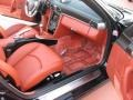 Terracotta Interior Photo for 2008 Porsche 911 #40929090