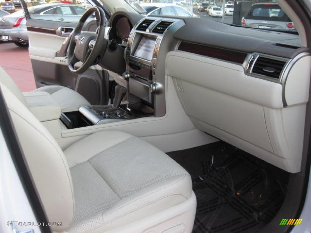 Ecru Interior 2010 Lexus Gx 460 Photo 40929326