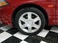 2001 Rio Red Mercury Cougar V6  photo #4