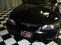 2001 Black Ford Mustang Cobra Convertible  photo #2