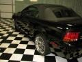 2001 Black Ford Mustang Cobra Convertible  photo #5