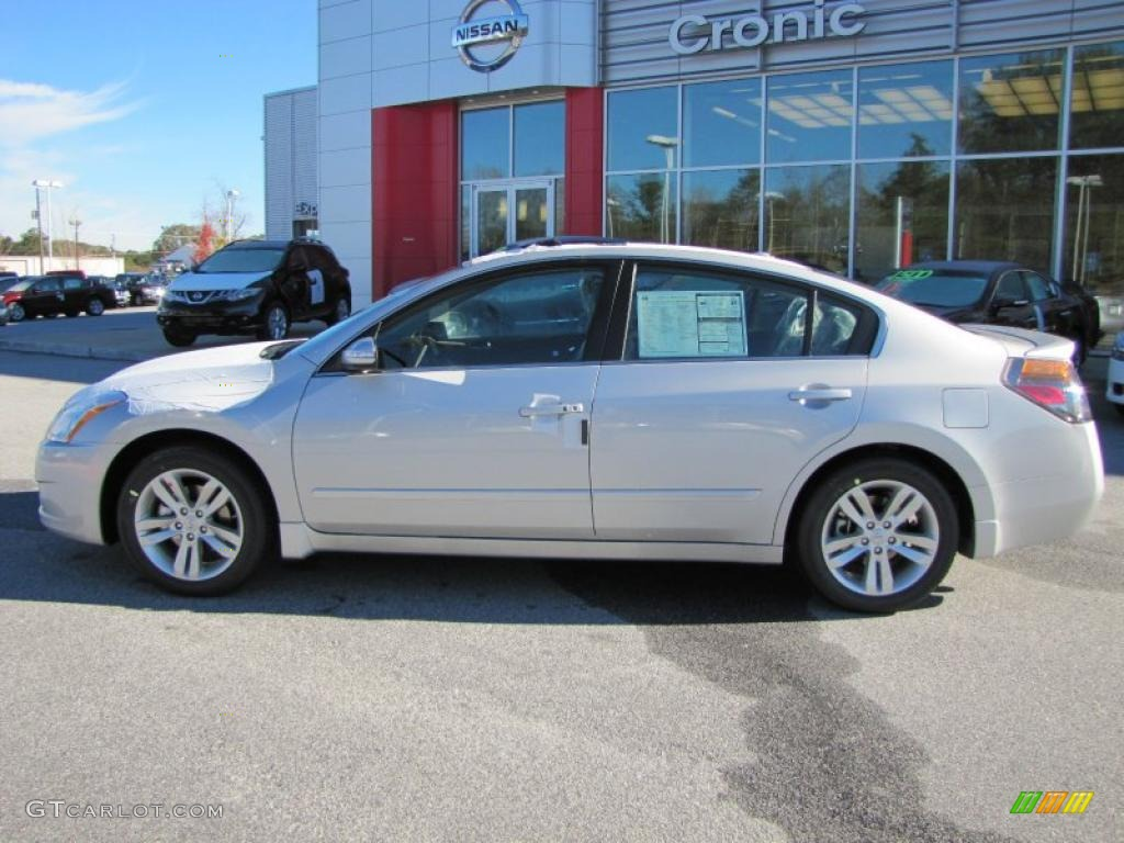 2011 Nissan Altima 2.5s Specs >> 2011 Brilliant Silver Nissan Altima 3.5 SR #40879445 Photo #2 | GTCarLot.com - Car Color Galleries