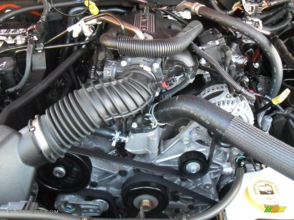 2011 Jeep Wrangler Unlimited Sport 4x4 3 8 Liter Ohv 12