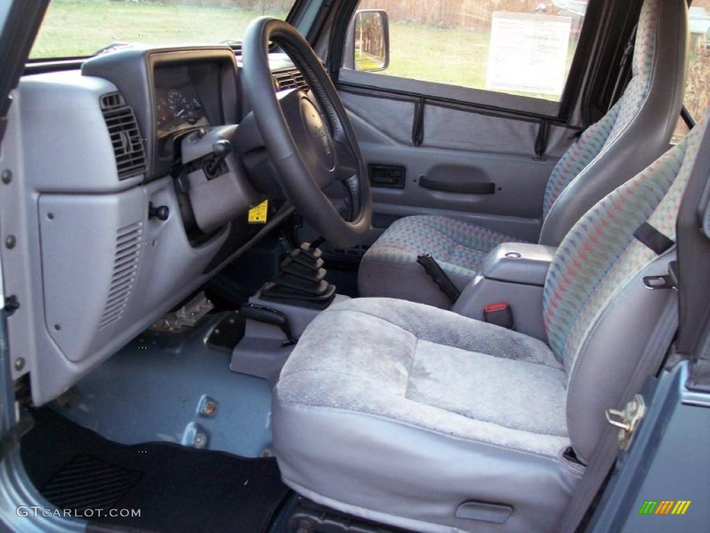 1997 jeep wrangler sport 4x4 interior photo 40966912