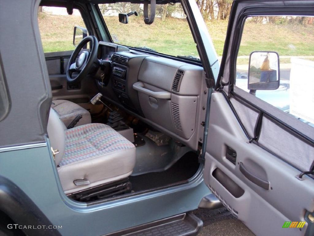 1997 jeep wrangler sport 4x4 interior photo 40967076