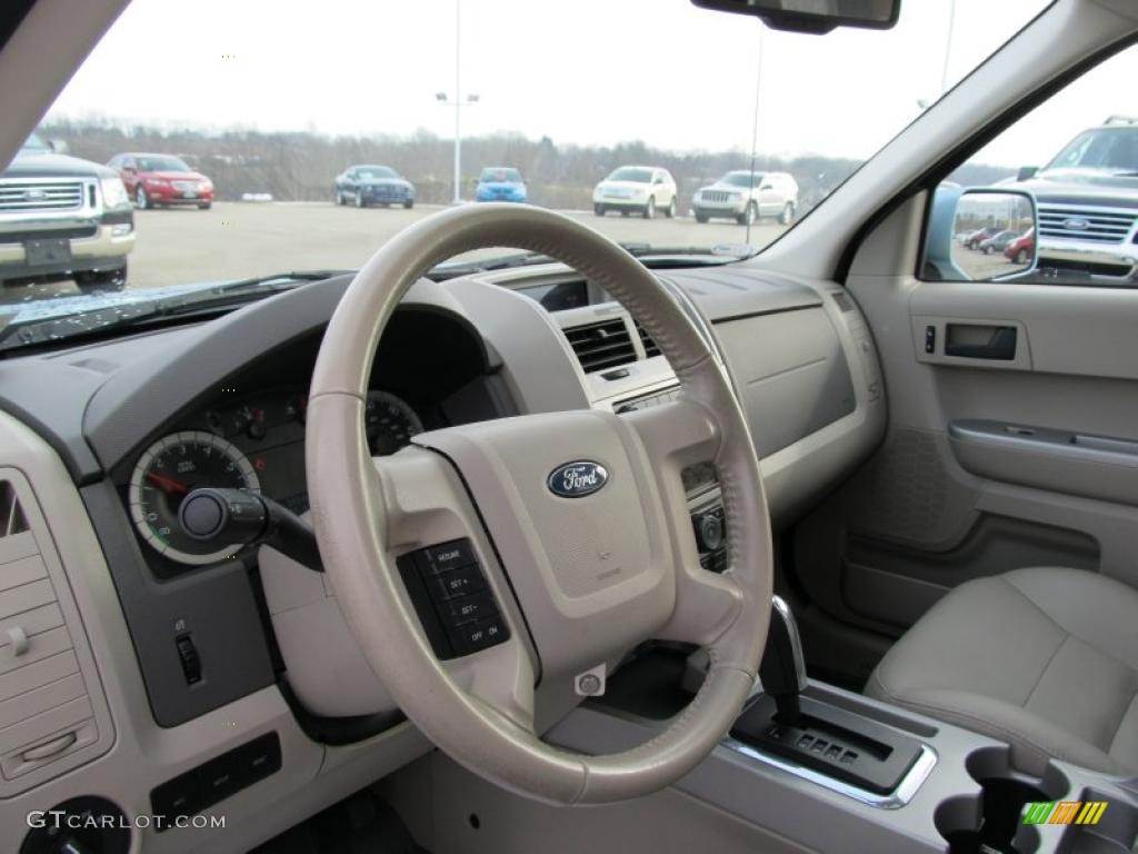 High Quality Stone Interior 2008 Ford Escape Hybrid 4WD Photo #40973964 Pictures