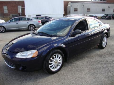 2002 Chrysler Sebring LX Sedan Data Info and Specs  GTCarLotcom