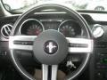 2007 Black Ford Mustang V6 Premium Convertible  photo #14