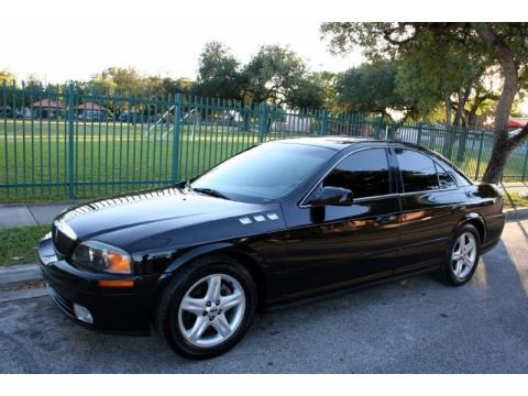 Lincoln Ls 2002. 2000 - 2002 Lincoln LS 4DR