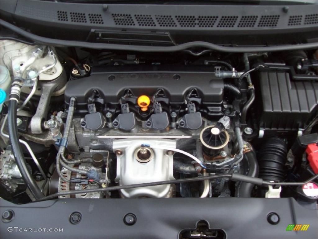 2007 Honda Civic Lx Sedan 1 8l Sohc 16v 4 Cylinder Engine Photo 41004062 Gtcarlot Com