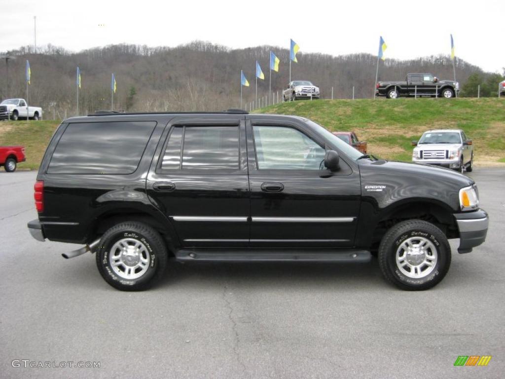 2002 black ford expedition xlt 4x4 40961779 photo 5 gtcarlot com car color galleries gtcarlot com