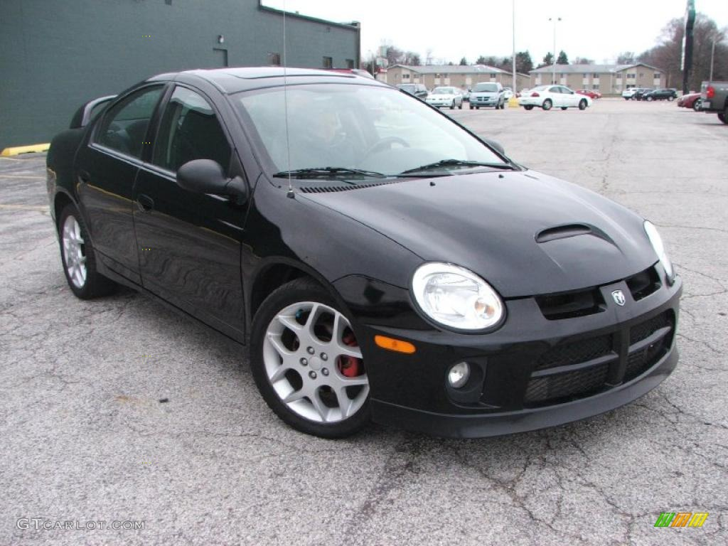 Black 2004 dodge neon srt 4 exterior photo 41011622