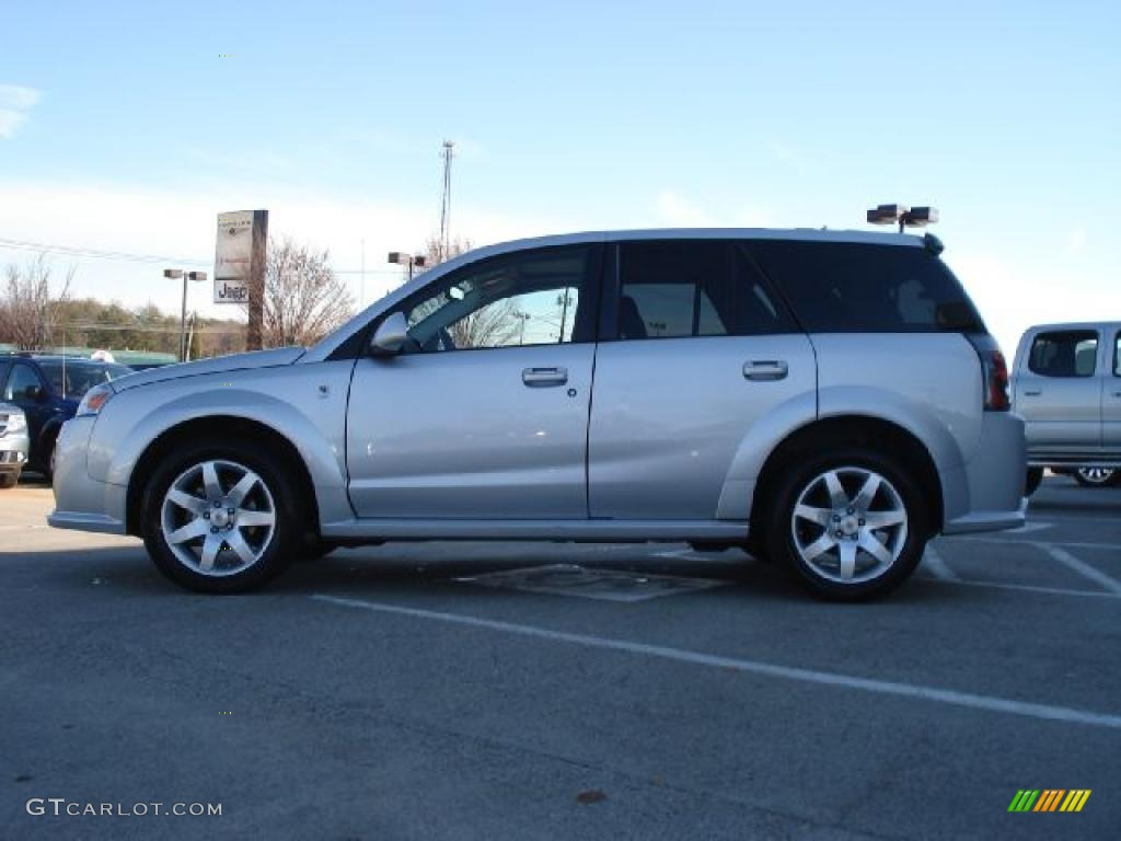 Silver Nickel 2006 Saturn Vue Red Line Awd Exterior Photo