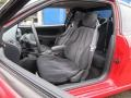 Graphite Gray 2003 Chevrolet Cavalier LS Sport Coupe Interior Color