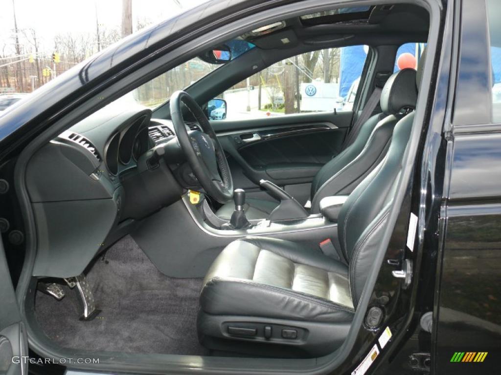 2008 Acura Tl 3 5 Type S Interior Photo 41025240