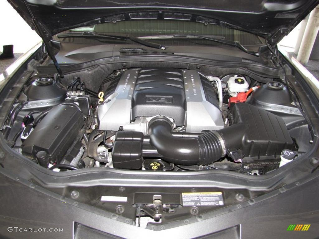 2010 Chevrolet Camaro Ss Rs Coupe 6 2 Liter Ohv 16 Valve