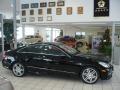Black - E 550 Coupe Photo No. 11