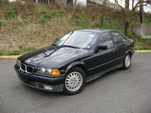 1993 BMW 3 Series Sub Models 318i Sedan 325i Sedan 318is Coupe 325is Coupe