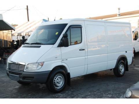 2005 Dodge Sprinter Van