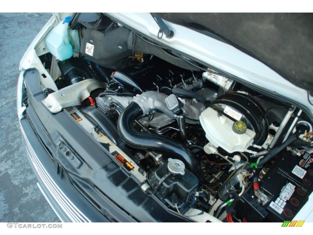 2005       Dodge       Sprinter    Van 2500 High Roof Cargo 27 Liter