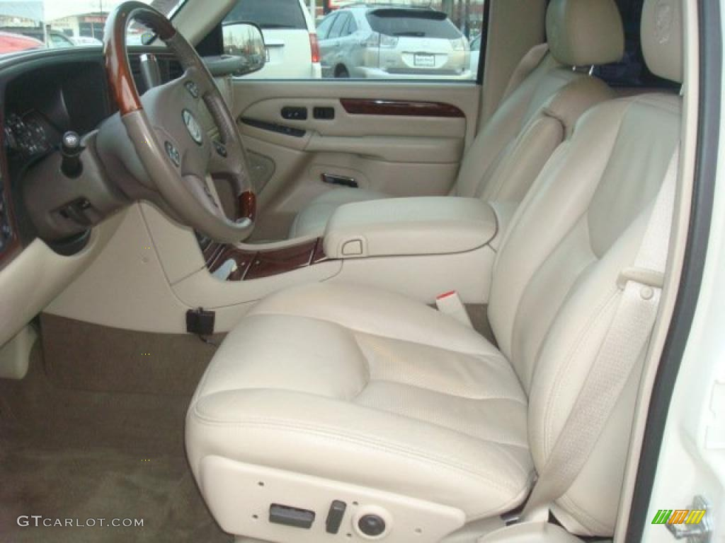 Cadillac Escalade 2006 Interior The Image Kid Has It