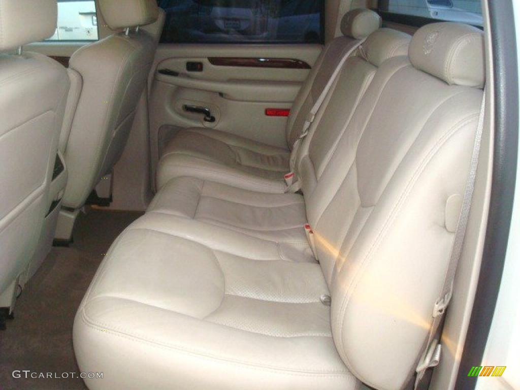Cashmere Interior 2006 Cadillac Escalade EXT AWD Photo