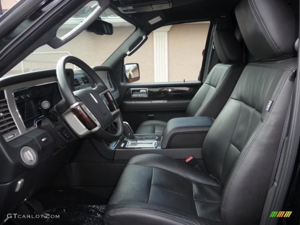 2009 Lincoln Navigator L Interior Photo 41040400