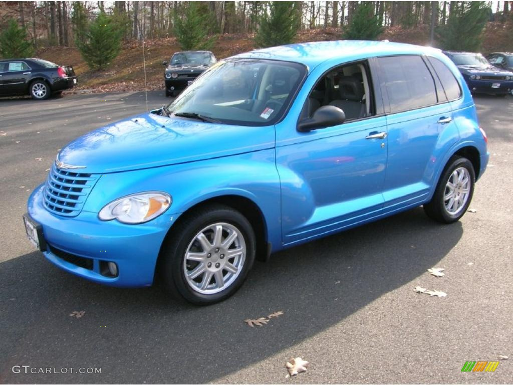 Chrysler  Touring Paint Codes