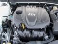 2011 Optima EX 2.4 Liter GDi DOHC 16-Valve VVT 4 Cylinder Engine