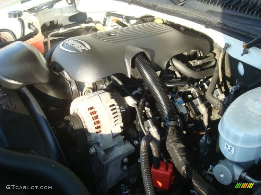 2003 Chevy Silverado 5 3 Specs