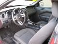 Dark Charcoal Prime Interior Photo for 2006 Ford Mustang #41045733