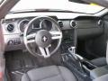 Dark Charcoal Prime Interior Photo for 2006 Ford Mustang #41045745