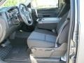 2011 Steel Green Metallic Chevrolet Silverado 1500 LT Crew Cab  photo #5