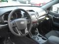 2011 Bright Silver Kia Sorento EX AWD  photo #8