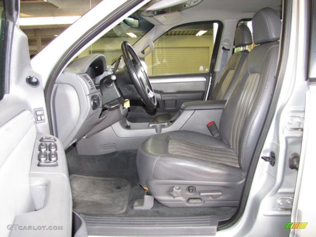2002 Mercury Mountaineer Standard Mountaineer Model Interior Photo 41056594