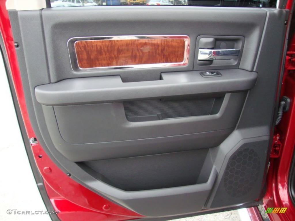 2010 Dodge Ram 1500 Laramie Crew Cab 4x4 Door Panel Photos Gtcarlot Com