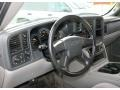 Gray/Dark Charcoal Dashboard Photo for 2004 Chevrolet Tahoe #41062191