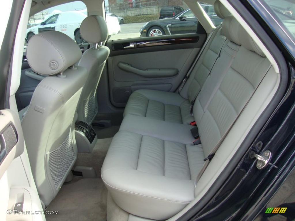 platinum interior 2004 audi a6 2 7t s line quattro sedan. Black Bedroom Furniture Sets. Home Design Ideas