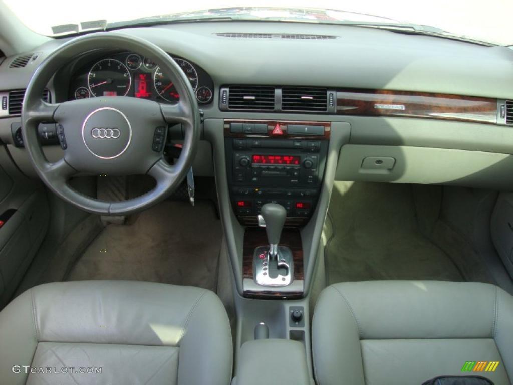 Platinum Interior 2004 Audi A6 27T SLine quattro Sedan Photo