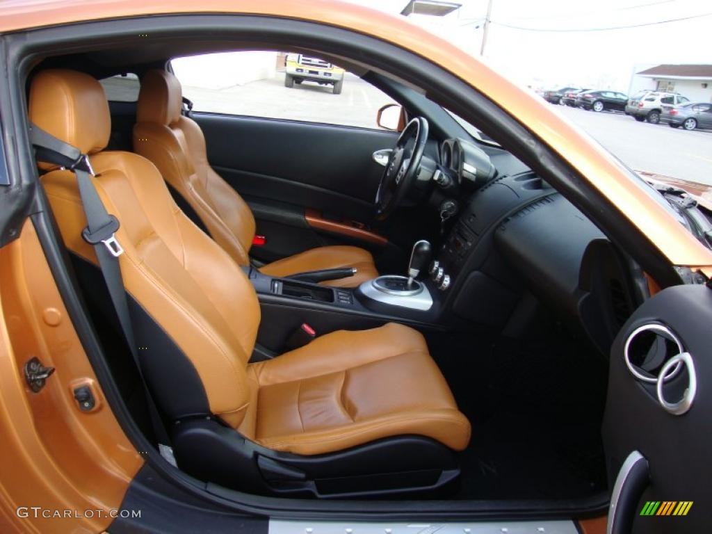2006 nissan 350z touring coupe interior photo 41063627 for Interieur 350z