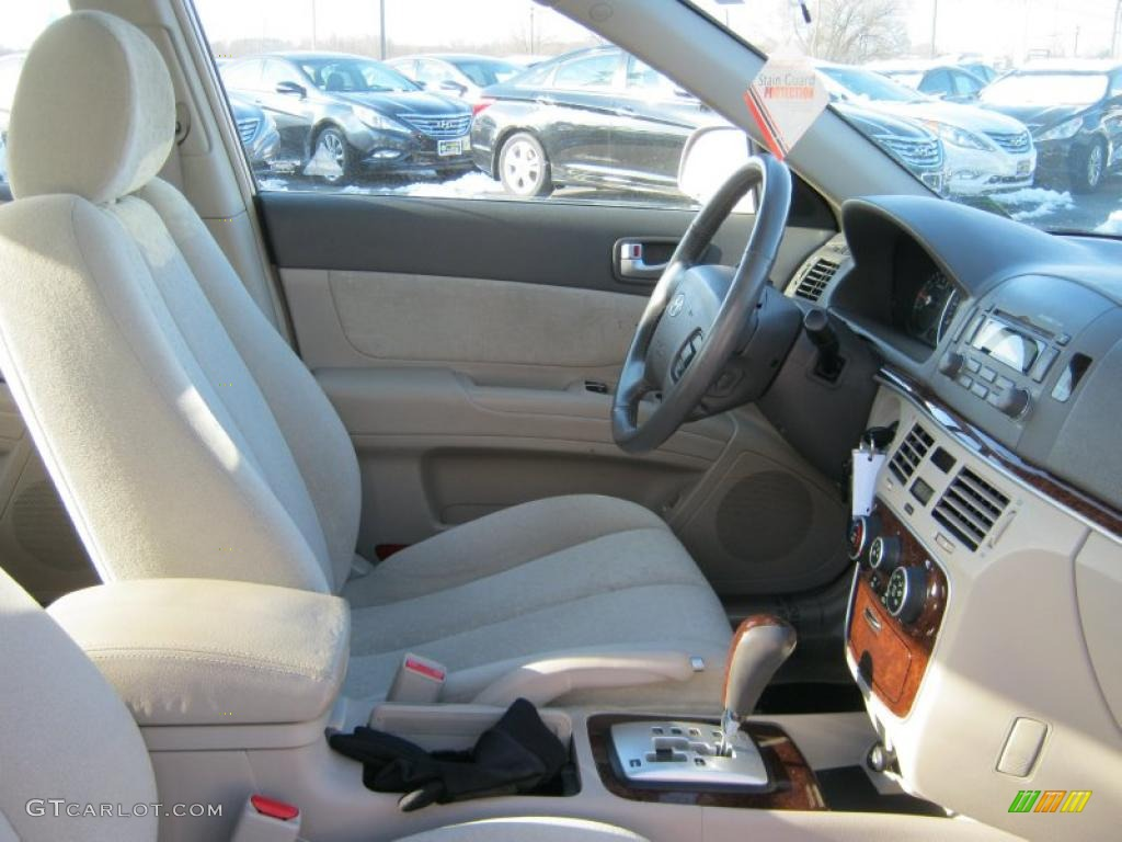 2006 Hyundai Sonata Lx V6 Interior Photo 41064347
