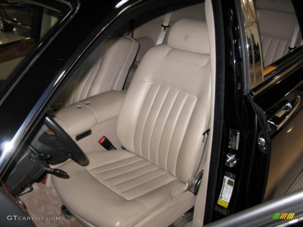 Oatmeal Interior 2006 Rolls Royce Phantom Standard Phantom Model Photo 41069307