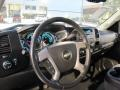 Ebony Dashboard Photo for 2008 Chevrolet Silverado 1500 #41069983