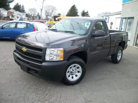 2011 chevrolet silverado 1500 regular cab 4x4 data info and specs. Black Bedroom Furniture Sets. Home Design Ideas