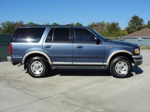 1999 Ford Expedition Ed Bauer 4x4 Data Info And Specs