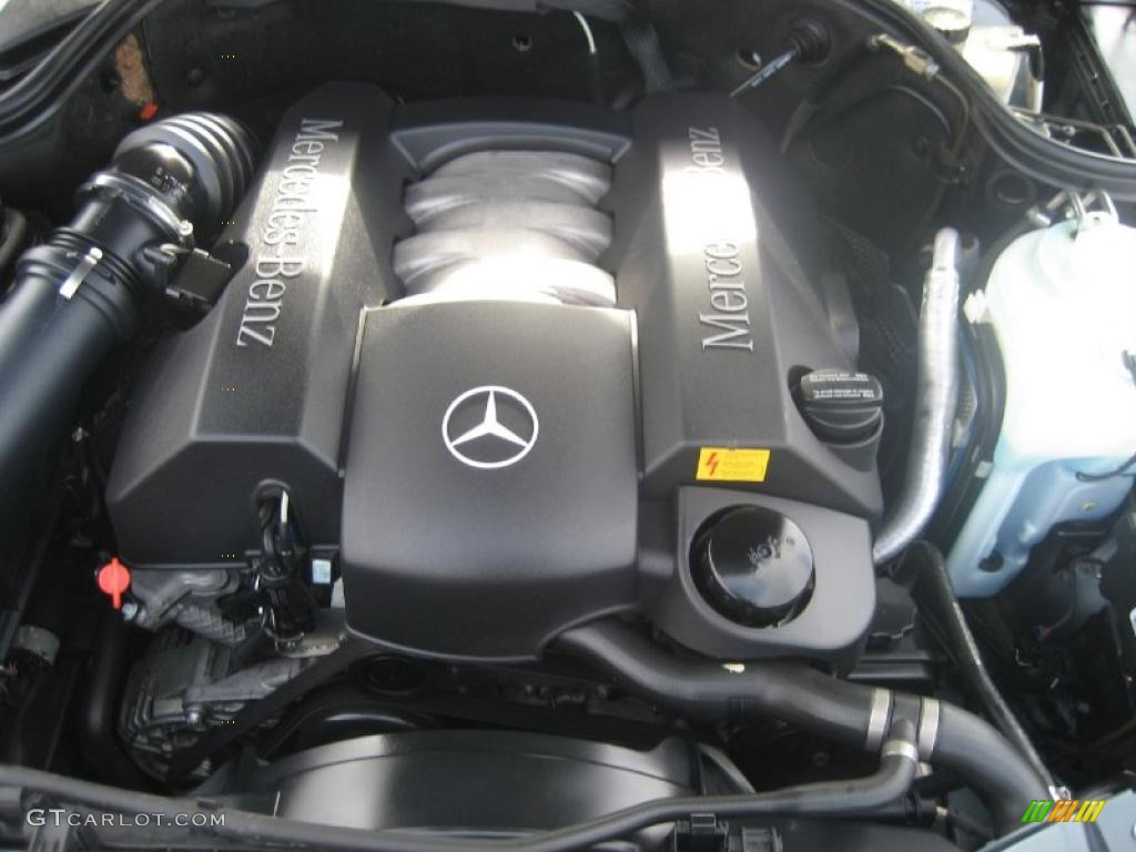 1998 mercedes benz clk 320 coupe 3 2 liter sohc 18 valve for Mercedes benz 3 2 v6 engine