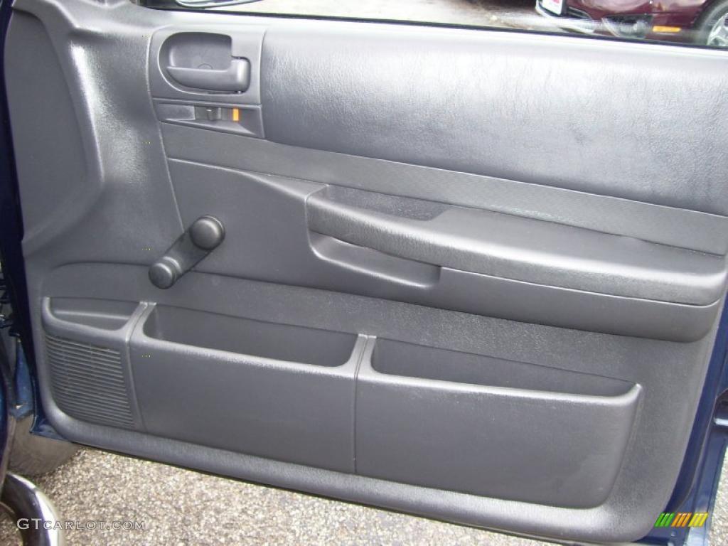 on 1994 Dodge Dakota Dashboard